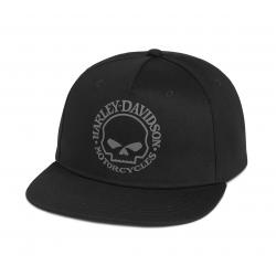 CAP-BB WOVEN BLACK
