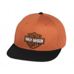 CAP-WOVEN ORANGE