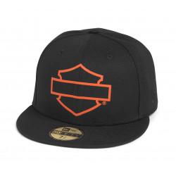 CAP BB WOVEN BLK