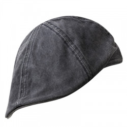 HAT-IVY CAP,FLAME,GRY
